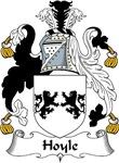 Hoyle Family Crest