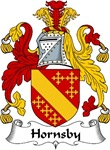 Hornsby Family Crest