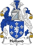 Holland Family Crest