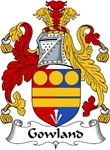 Gowland Family Crest