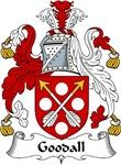 Goodall Family Crest