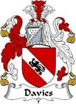 Davies Family Crest