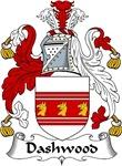 Dashwood Family Crest