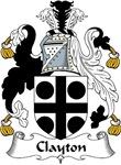 Clayton Family Crest