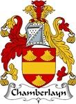 Chamberlayn Family Crest