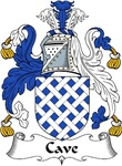 Cave Family Crest
