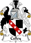 Calley Family Crest