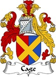 Cage Family Crest