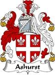 Ashurst Family Crest