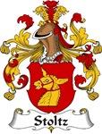 Stoltz Family Crest