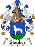 Steuber Family Crest
