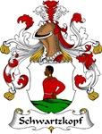 Schwartzkopf Family Crest