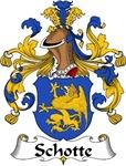 Schotte Family Crest