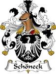 Schoneck Family Crest