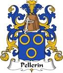 Pellerin Family Crest