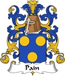 Pain Family Crest