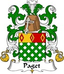 Paget Family Crest