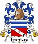 Freniere Family Crest