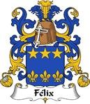 Felix Family Crest
