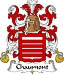 Chaumont Family Crest