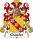 Chatelet Family Crest