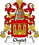 Chatel Family Crest