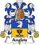 Anglois Family Crest
