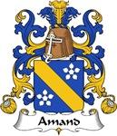 Amand Family Crest