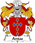 Antas Family Crest