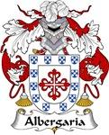 Albergaria Family Crest