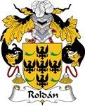 Roldan Family Crest