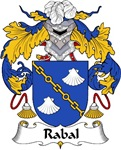 Rabal Family Crest