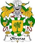 Oliveras Family Crest