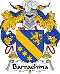 Barrachina Family Crest