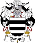 Banyuls Family Crest