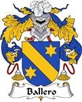 Ballero Family Crest