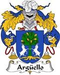 Arguello Family Crest