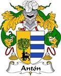 Anton Family Crest