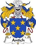 Antich Family Crest