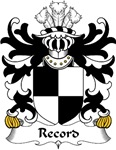 Record Family Crest