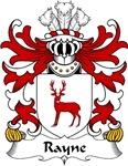 Rayne Family Crest