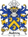 Aubrey Family Crest