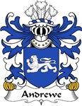 Andrewe Family Crest