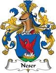 Neser Family Crest