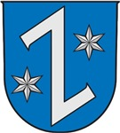 Russelsheim Coat of Arms