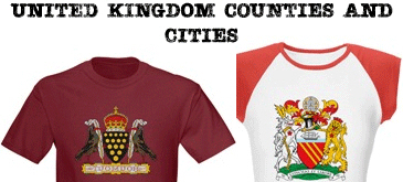 UK Counties and Cities