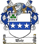 Weir Family Crest