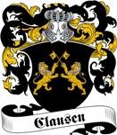 Clausen Family Crest