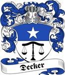 Decker Family Crest