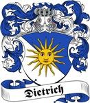 Dietrich Family Crest